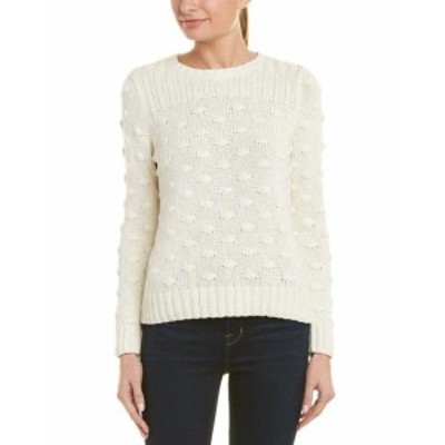Vince ヴィンス ファッション トップス Vince Camuto Sweater Xs White