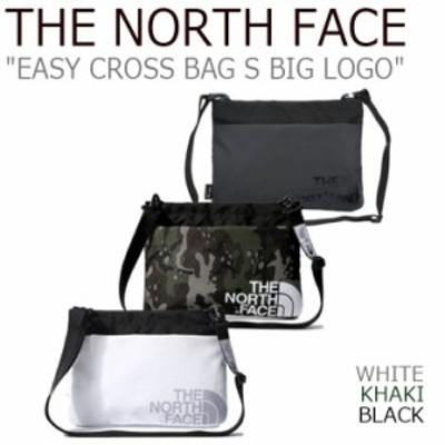 ノースフェイス サコッシュ THE NORTH FACE EASY CROSS BAG S BIG LOGO イージー クロスバッグS ビッグロゴ 全3色 NN2PJ56J/K/L バッグ