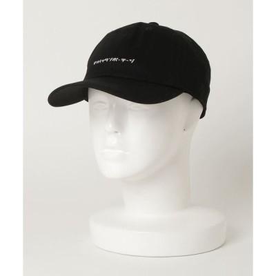 帽子 キャップ Manhattan Portage/マンハッタン ポーテージ/KATAKANA Cap/カタカナキャップ