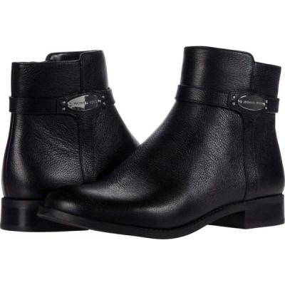 マイケル コース MICHAEL Michael Kors レディース ブーツ シューズ・靴 Finley Flat Bootie Black
