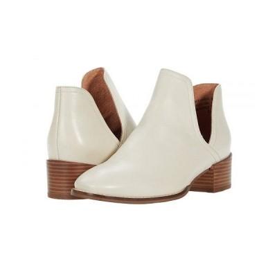 Seychelles セイシェルズ レディース 女性用 シューズ 靴 ブーツ アンクル ショートブーツ At The Gate - White Leather