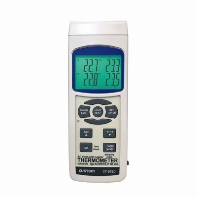 カスタム データロガーデジタル温度計■ CT-05SD