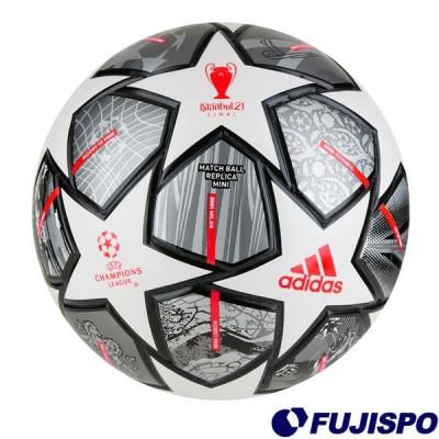 フィナーレ ミニ UFEA チャンピオンズリーグ 2020-2021 アディダス adidas (AFMS1400TW) サッカーボール ミニボール フィナーレ20周年