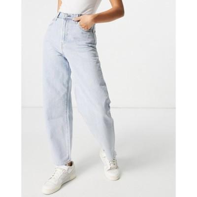 リーバイス Levi's レディース ジーンズ・デニム ボトムス・パンツ Balloon Leg Jeans In Light Blue