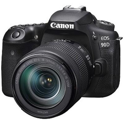 デジタル一眼レフカメラ EOS 90D・18ー135 IS USM レンズキット 一眼レフデジタルカメラ