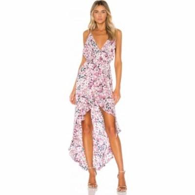 マイケル コステロ Michael Costello レディース ワンピース ワンピース・ドレス x REVOLVE Thaia Dress Pink Blossom
