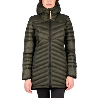 インデジェナ ジャケット・ブルゾン レディース アウター Indygena Women's Edele IV Jacket Grey Bonzai