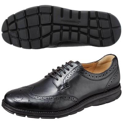 ムーンスター メンズファッション 紳士靴 ワールドマーチ ビジネス WM3077 ブラック MOONSTAR WM3077-BLACK