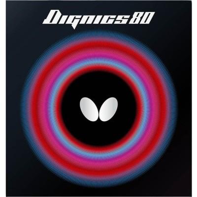 バタフライ Butterfly ハイテンション裏ラバー DIGNICS 80 ディグニクス80 06050 レッド