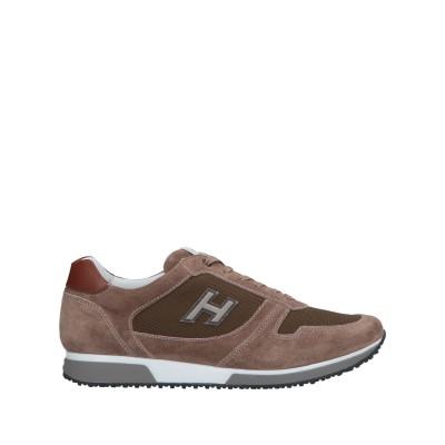 ホーガン HOGAN スニーカー&テニスシューズ(ローカット) ドーブグレー 6.5 革 / 紡績繊維 スニーカー&テニスシューズ(ローカット)