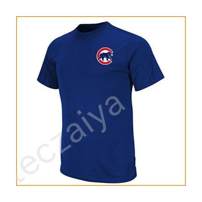 Chicago Cubs Majestic T-Shirt 3XL Replica Jersey並行輸入品