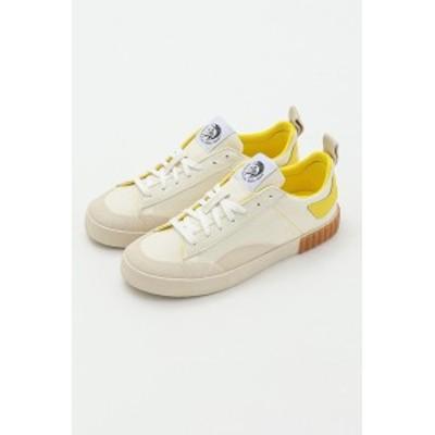 ディーゼル DIESEL スニーカー ローカット シューズ 靴 S-BULLY LC SNEAKERS イエロー メンズ (Y02134 P1331) 送料無料