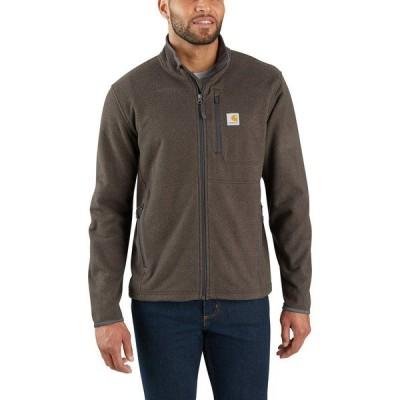 カーハート ジャケット&ブルゾン アウター メンズ Carhartt Men's Dalton Bentzen Fleece Jacket Green