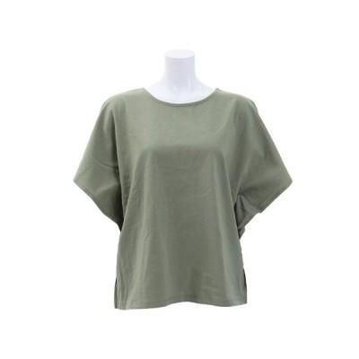 エーシーピージー(ACPG) Tシャツ 半袖 デザイン 872PA9SD6375KHK (レディース)