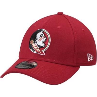 ユニセックス スポーツリーグ アメリカ大学スポーツ Florida State Seminoles New Era College Classic 39Thirty Flex Hat - Garnet