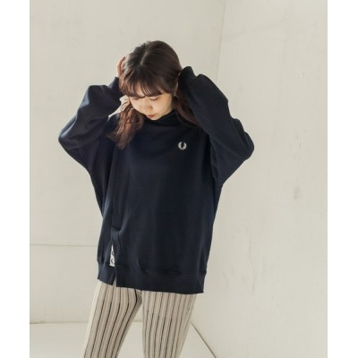 CAPRICIEUX LE'MAGE / 【FRED PERRY/フレッドペリー】スリットフーディ WOMEN トップス > パーカー