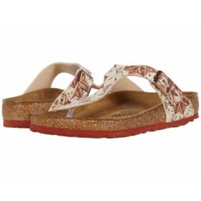 Birkenstock ビルケンシュトック レディース 女性用 シューズ 靴 サンダル Gizeh Boho Earth Birko-Flor【送料無料】