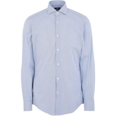 ヒューゴ ボス BOSS HUGO BOSS メンズ シャツ トップス Checked Shirt White