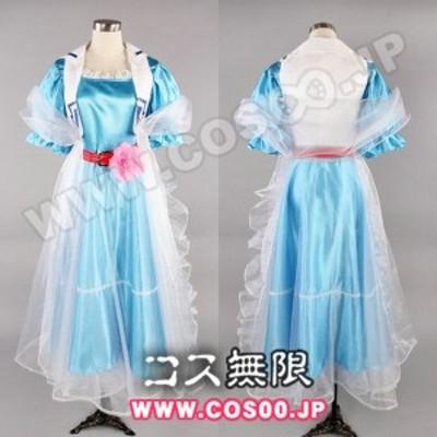 東方Project 東方神霊廟◆霍青娥◆コスプレ衣装