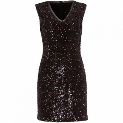 ダンセル Damsel in a Dress レディース ワンピース ワンピース・ドレス Albanie Neon Sequin Dress Multi-Coloured