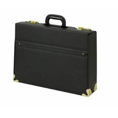 アタッシュケース メンズ 軽量 トランク パイロットケース フライトケース 日本製 豊岡製鞄 豊岡 かばん ビジネス アタッシュ 合皮 A3