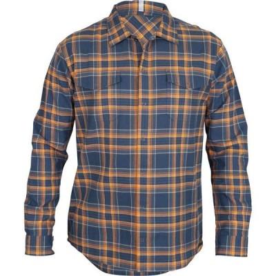 ゾイック メンズ Tシャツ トップス Fall Line Flannel Jersey