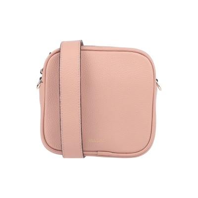 MIA BAG 肩掛けバッグ ローズピンク 革 肩掛けバッグ