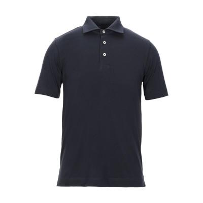 チルコロ 1901 CIRCOLO 1901 ポロシャツ ダークブルー 3XL コットン 100% ポロシャツ