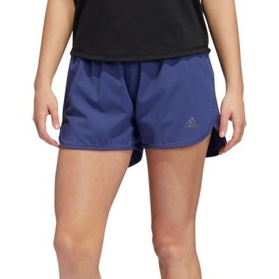 アディダス カジュアルパンツ ボトムス レディース adidas Women's HEAT.RDY Shorts TechIndigo
