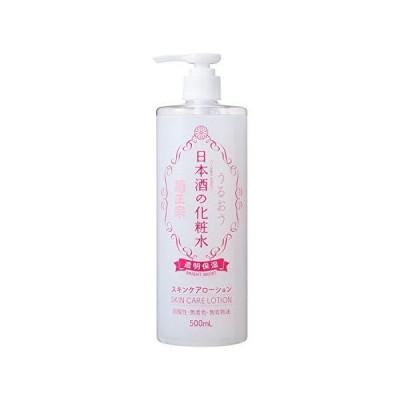 菊正宗 日本酒の化粧水 透明保湿 ビタミン 500mL