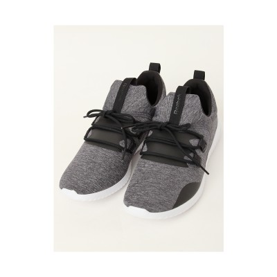Sneakers Selection スカイクッシュカジュアル/スニーカー(ブラック/ホワイト) ブラック/ホワイト