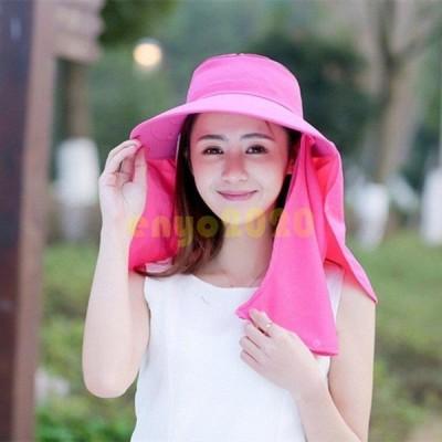 レディース帽子 帽子 ハット 飛ばない サンバイザー レディース 春 夏 つば広 折りたたみ 小顔 ビーチハット ビーチ帽子 旅行 リゾート UVカット