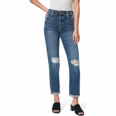 ジョーズジーンズ Joes Jeans レディース ジーンズ・デニム ボーイフレンドデニム Niki Boyfriend Raw Hem Single Cuff Jeans in Banjo B