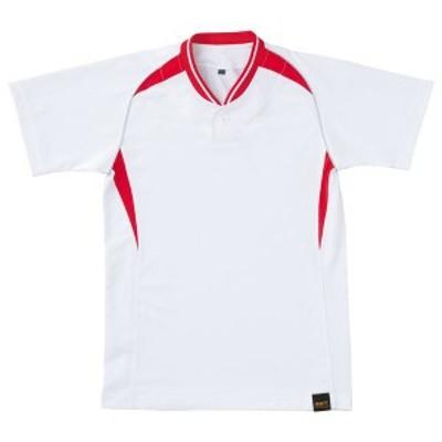 ゼット ZETT 野球ウェア ジュニア ベースボールシャツ BOT740J BOT740JA-1164