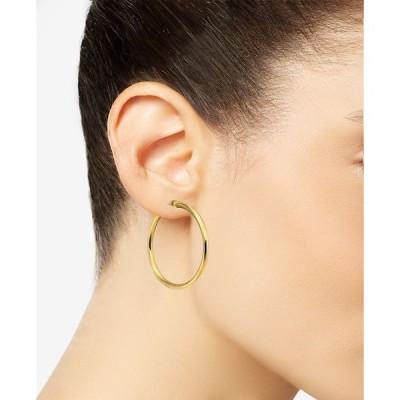ラルフローレン レディース ピアス・イヤリング アクセサリー Gold-Tone Hoop Earrings 8224241