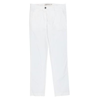 ロイ ロジャース ROŸ ROGER'S パンツ ホワイト 29 コットン 96% / ポリウレタン 4% パンツ