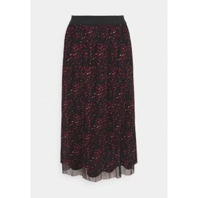 モア アンド モア レディース スカート ボトムス SKIRT  - A-line skirt - black black