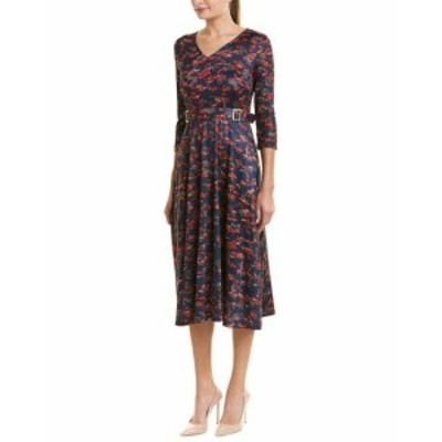 ファッション ドレス Kamilan Midi Dress