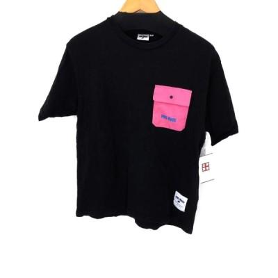 プロケッズ PRO-Keds クルーネックポケットTシャツ レディース M 中古 210330