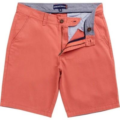 ライジング ブル Raging Bull メンズ ショートパンツ ボトムス・パンツ Chino Short Pink