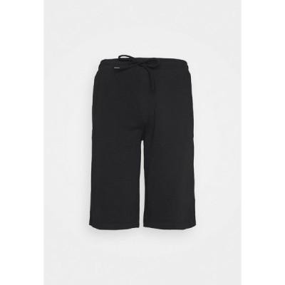 エスオリバー カジュアルパンツ メンズ ボトムス BERMUDA - Shorts - black