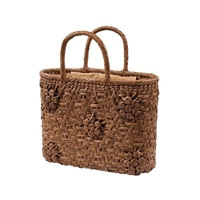山下工芸(Yamasita craft) 山葡萄コレクション 山葡萄バッグ 乱れ花編み 削皮 161133 L 92349000