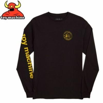 トイマシーン TOY MACHINE スケボー ロングTシャツ LOYAL PAWNS L/S T-SHIRT NO06