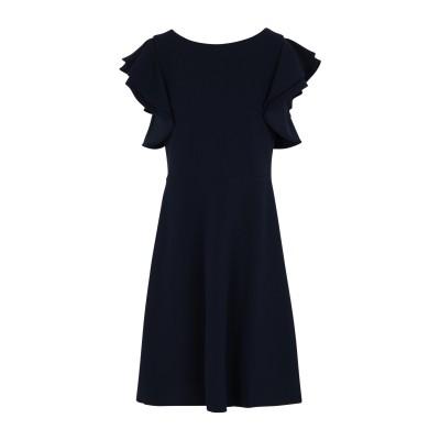 DKNY ミニワンピース&ドレス ダークブルー 4 ポリエステル 94% / ポリウレタン 6% ミニワンピース&ドレス