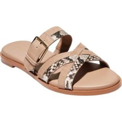 コールハーン Cole Haan レディース サンダル・ミュール シューズ・靴 Fairen Grand Slide Python Print/Amphora Leather