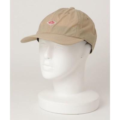 帽子 キャップ DANTON / ダントン:NYLON TAFFETA CAP:JD-7144NTF[DEA]