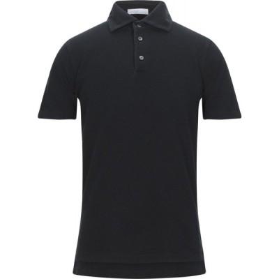 クルチアーニ CRUCIANI メンズ ポロシャツ トップス polo shirt Black