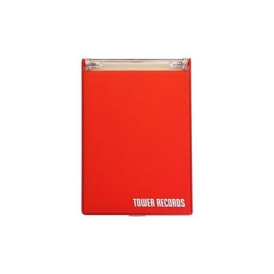 タワレコ 推し活ミラー(L版写真用) Red Accessories
