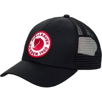 フェールラーベン メンズ 帽子 アクセサリー 1960 Logo Langtradarkeps