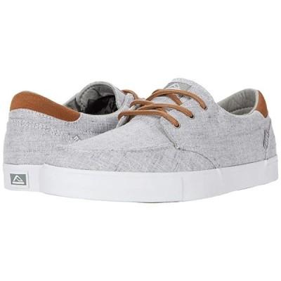リーフ Deckhand 3 TX メンズ スニーカー 靴 シューズ Grey/Chambray